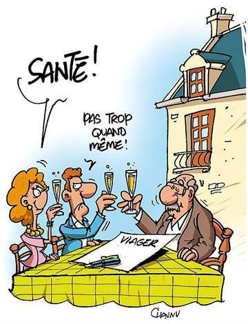 humour viager